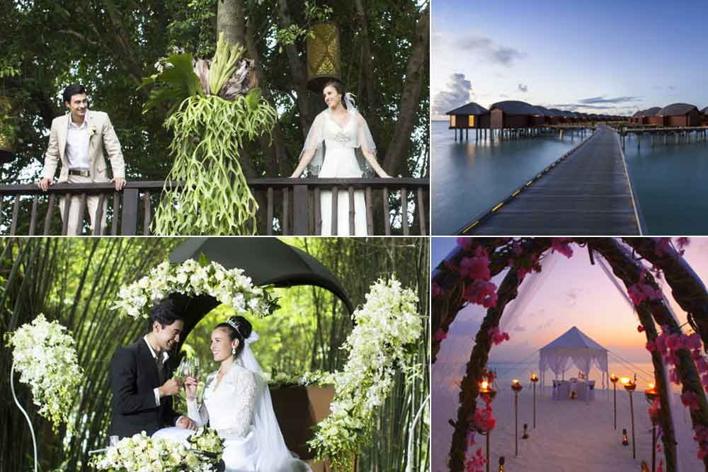 dream beach wedding, wedding celebration in Phuket
