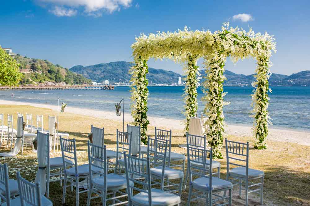 Romantic Beach Wedding Destinations