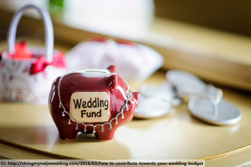 wedding fund, wedding budget, plan for wedding