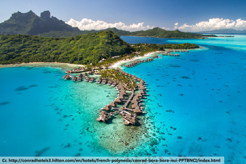 Bora Bora, Tahiti, French Polynesia, Honeymoon Location