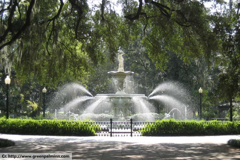 Savannah, Georgia, Honeymoon Guide