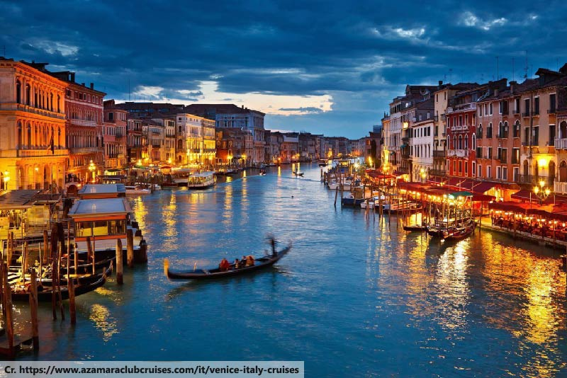 Venice, Italy, Honeymoon Location