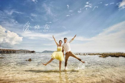 Perfect Beach Wedding in Phuket