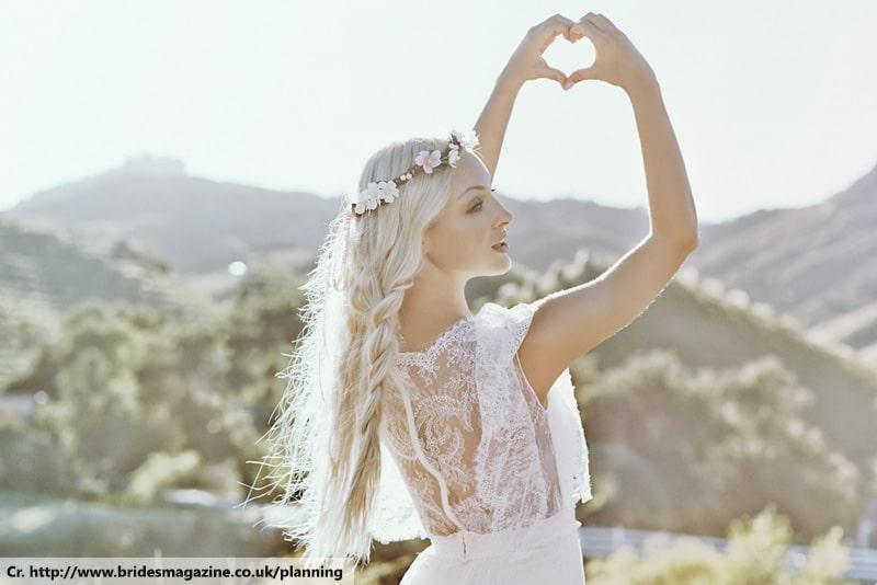 ชุดเจ้าสาว, ชุดแต่งงาน, ราศีมีน