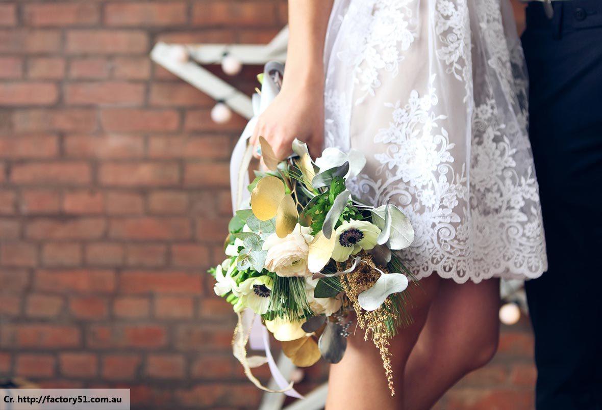wedding venue, wedding dress