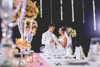 Private Romantic Beach Wedding Phuket