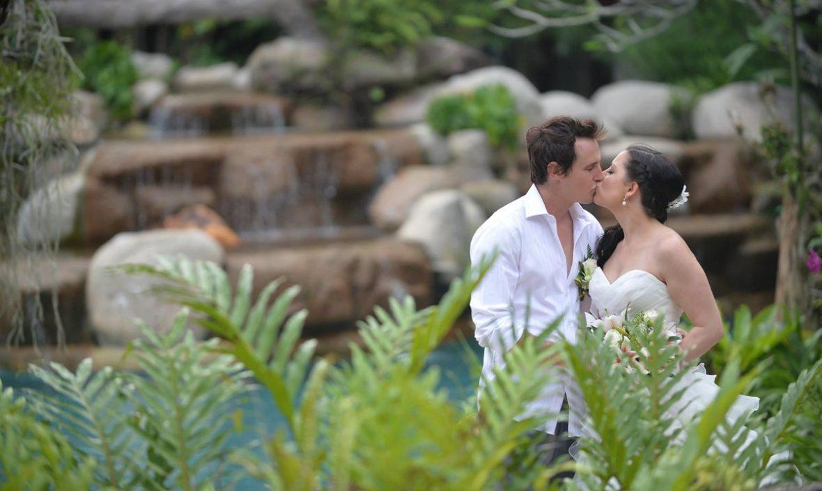 thavorn beach village wedding