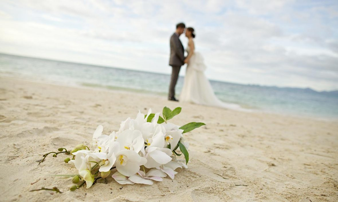 Wedding at Beach