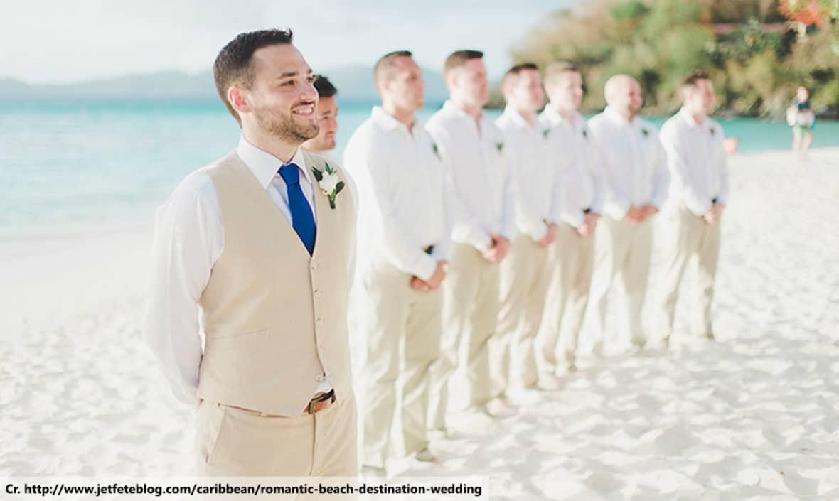 Beach Wedding in Phuket