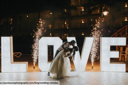Mistakes can ruin a beach wedding, Phuket Beach Wedding