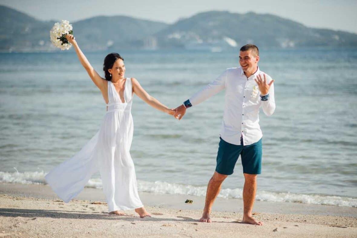 Beach Wedding Tips, Phuket beach weddings