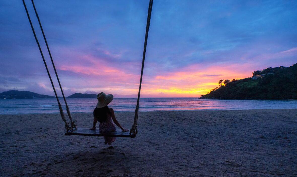 romantic beach resort, kamala beach, nakalay beach