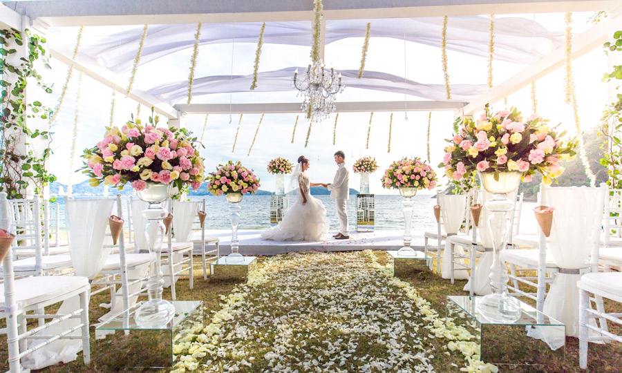 Platinum Wedding Package - Destination Wedding In Phuket