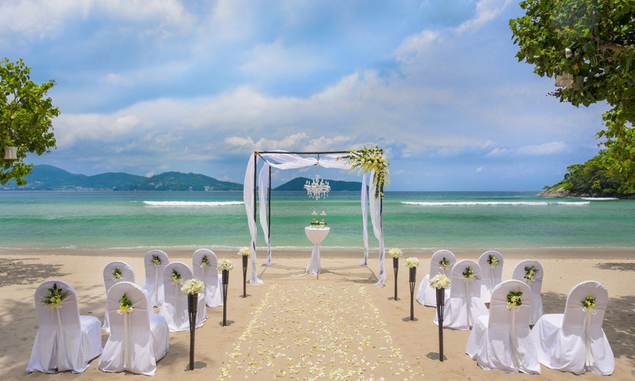 Phuket Beach Wedding Thai Wedding Ceremony Package