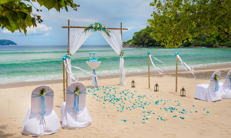 Thai Wedding Ceremony Package Service