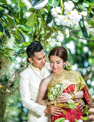 Thai Wedding Package - Phuket Beach Wedding