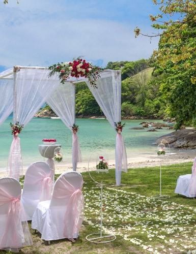 Vows Renewal Package - Phuket Beach Wedding