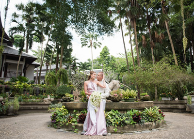 Phuket Wedding Romantic Private Beach Service Standard Package