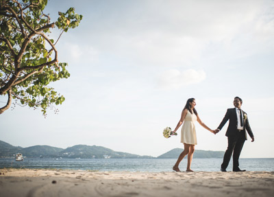 Phuket Beach Wedding Destination Weddings Venue in Phuket