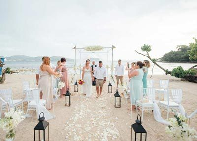 Perfect wedding pivate each huket by Thavorn Beach