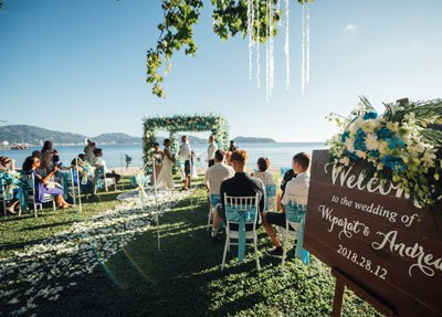 Perfect Wedding Private Beach Phuket by Thavorn Beach Thailand
