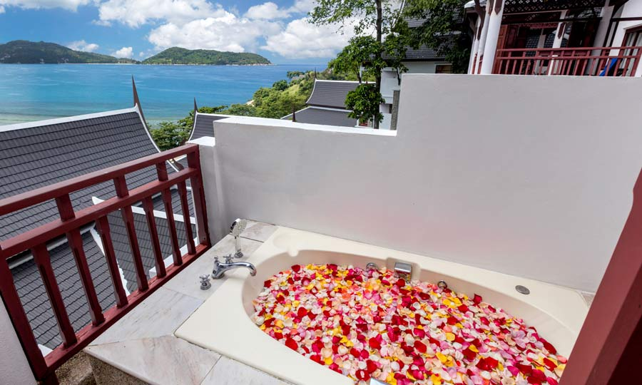 Romantic Private Beach Affordable Package