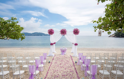 Service Standard Ceremony Package Phuket